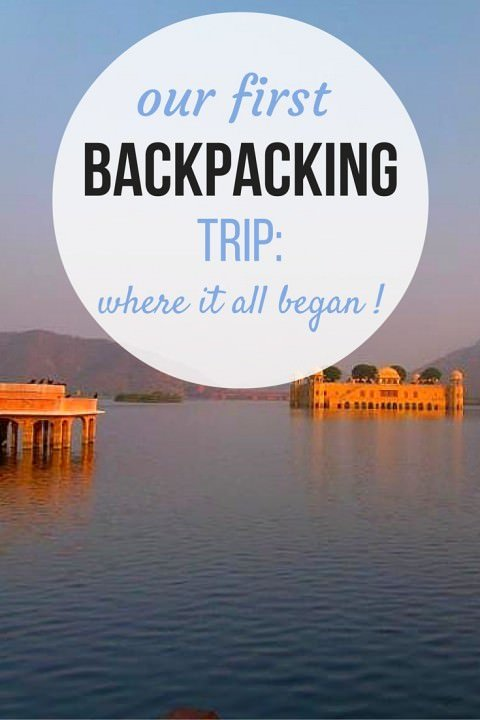 Our First Backpacking Trip – Where It All Began!