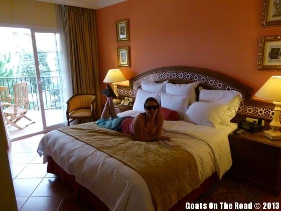 marriott hotel spain