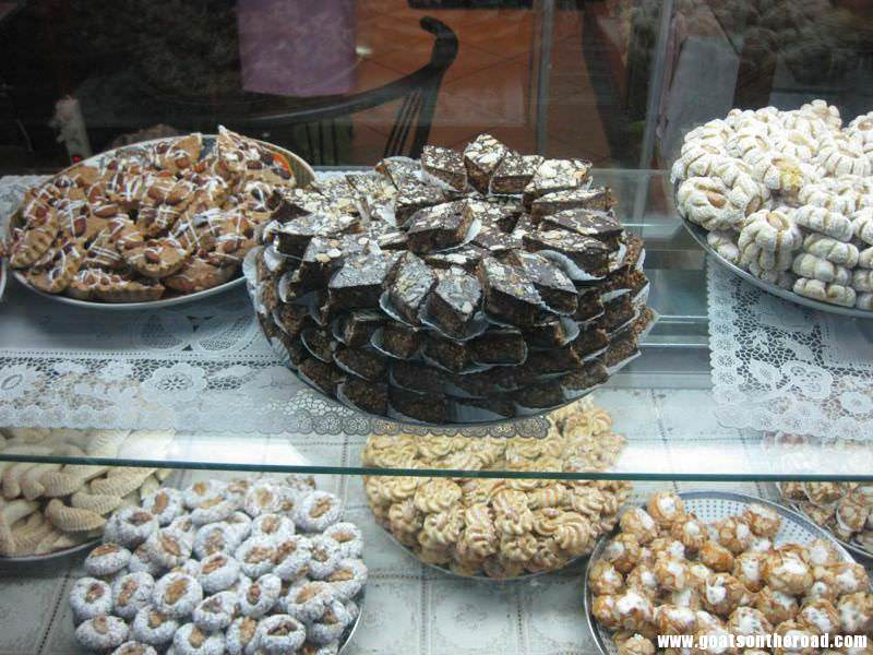 Moroccan sweet desserts