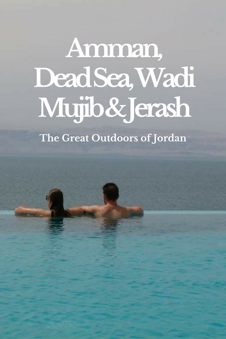 Amman, Dead Sea, Wadi Mujib & Jerash - The Great Outdoors of Jordan