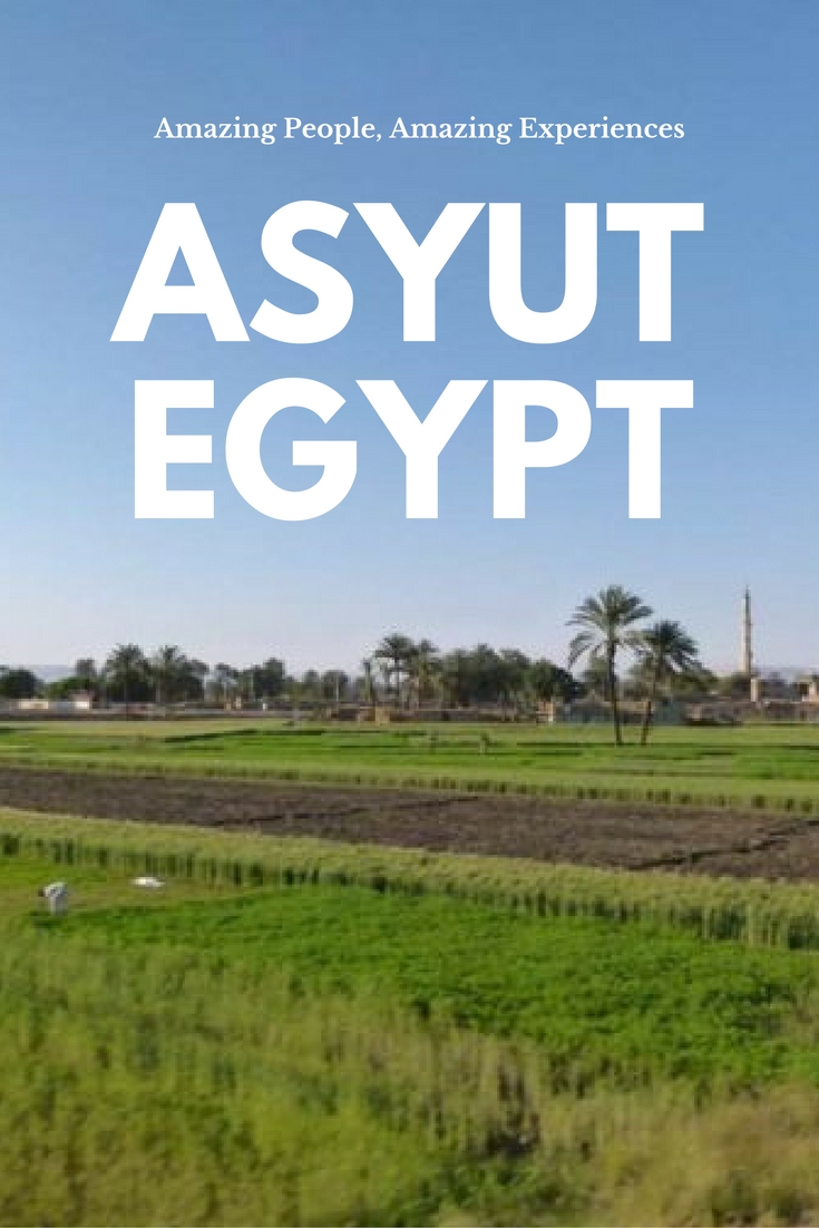 Asyut, Egypt - Amazing People, Amazing Experiences