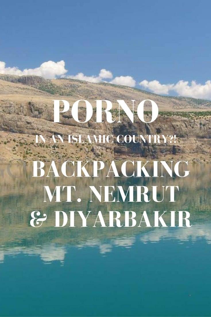 Backpacking Mt. Nemrut & Diyarbakir, Turkey - Porno In An Islamic Country?!