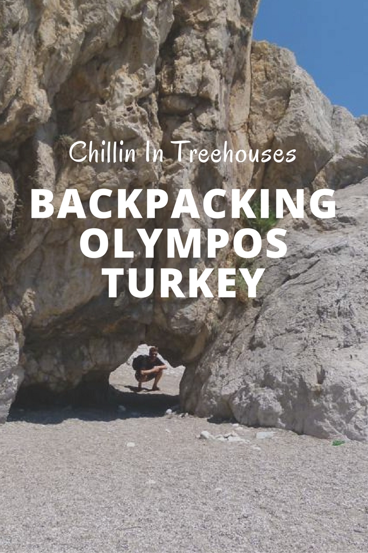 Backpacking Olympos, Turkey - Chillin In Treehouses