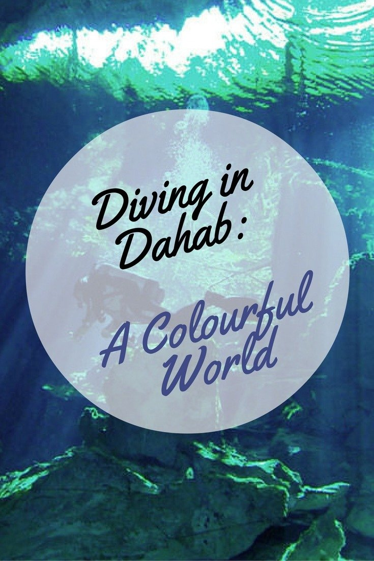 Diving in Dahab: A Colourful World