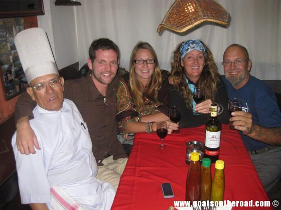budget backpackers, travel, kathmandu nepal, where to eat