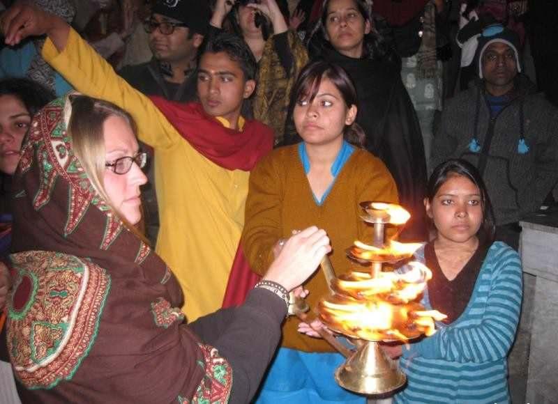 aarti ceremony rishikesh