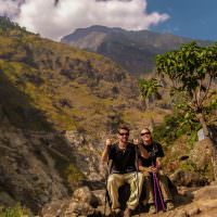 Nepal, Annapurna Circuit - Hiking High In The Himalayas Part #1