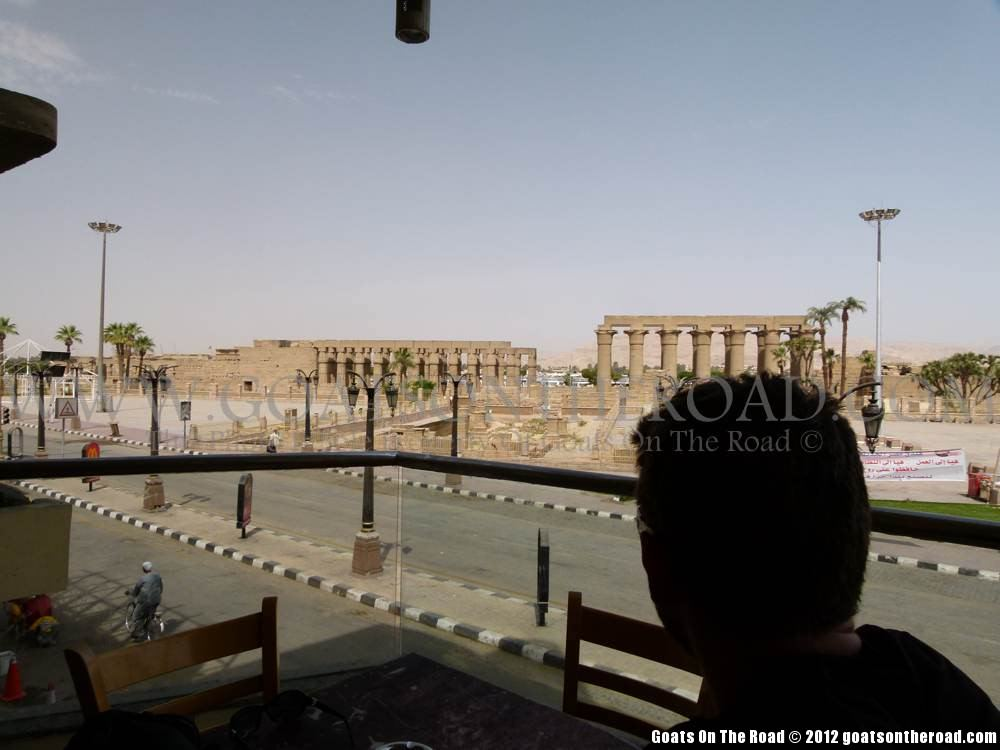 travelling egypt