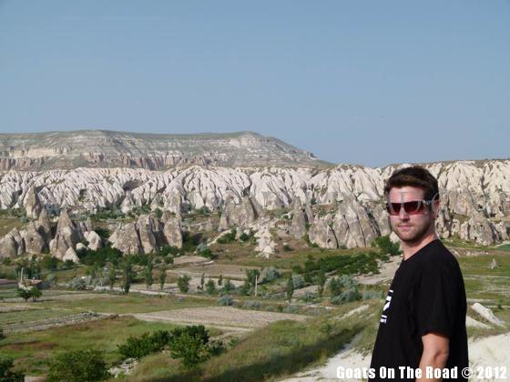 hiking cappadocia