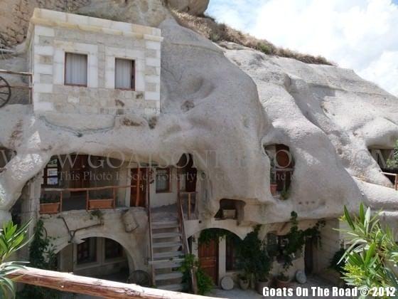accommodation in Cappadocia