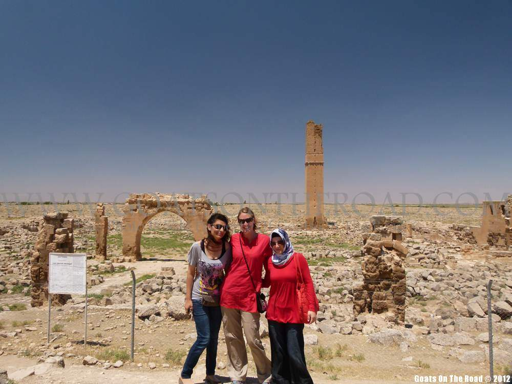 local people mosque harran eastern turkey