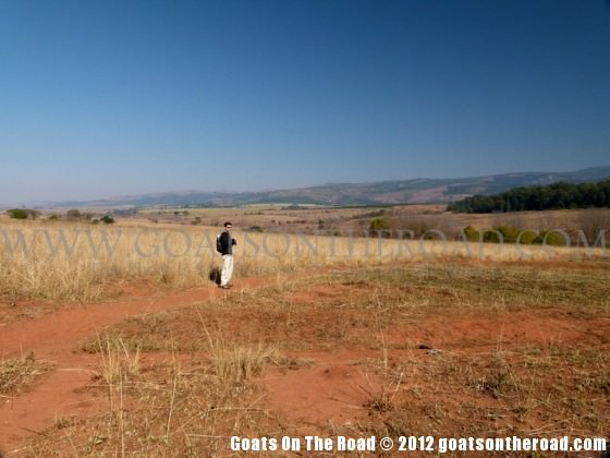 backpacking swaziland