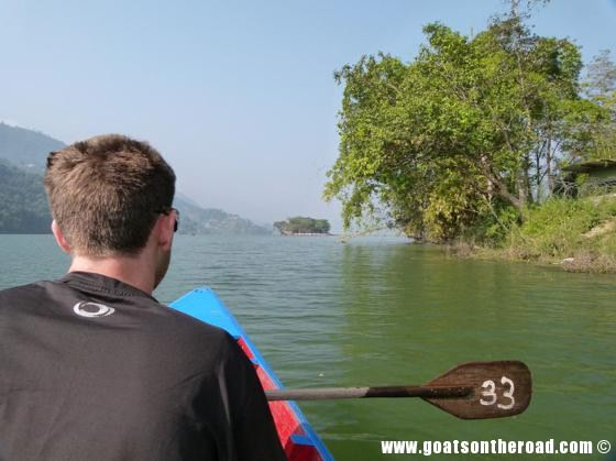 budget backpackers, travel pokhara nepal