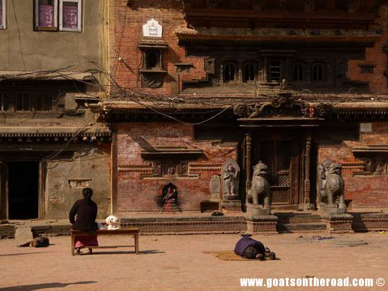 budget backpacker, travel, kathmandu nepal