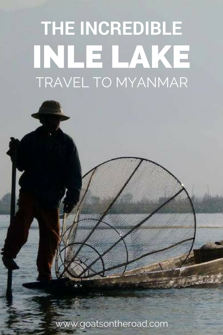 Travel to Myanmar- A Trip to Incredible Inle Lake