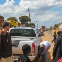 Vilanculos to Nampula, Mozambique - A Very Long Hitch-Hiking Day