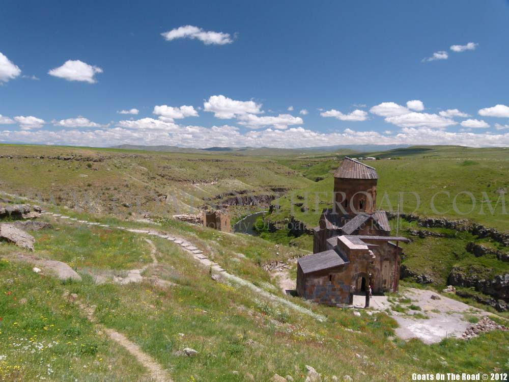 churches at Ani, Turkey
