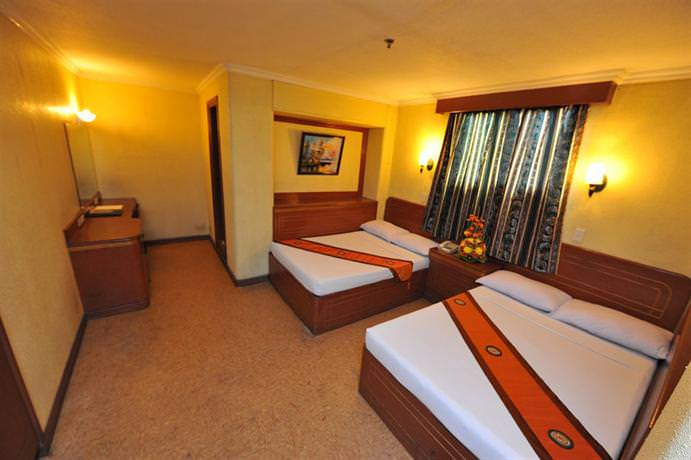 where to sleep in baguio paladin hotel
