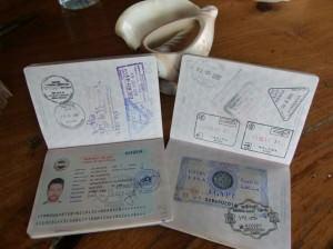 Visa Budget Backpackers