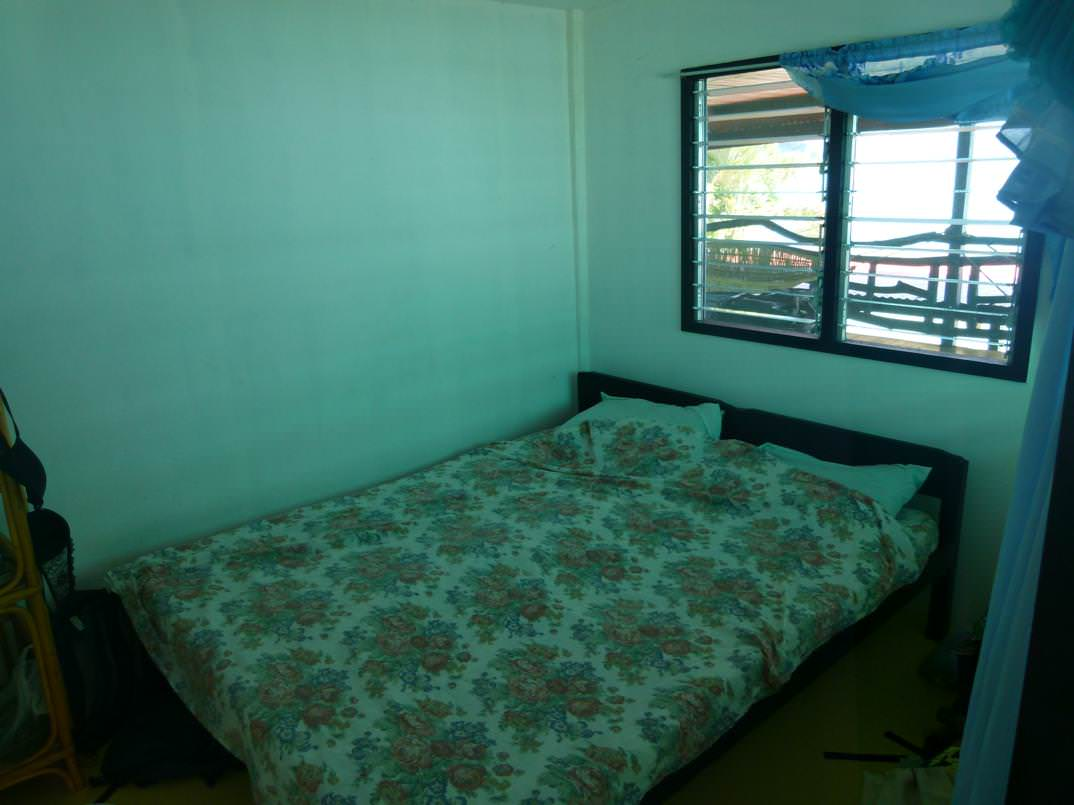 A double room at El Busero Inn