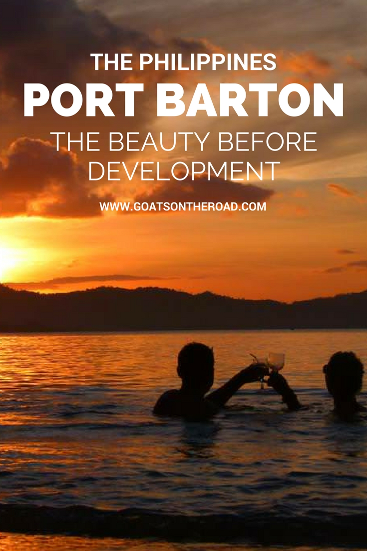 Port Barton, Philippines - The Beauty Before Development