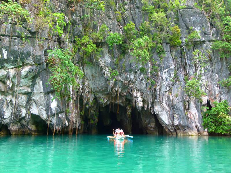 underground caves palawan