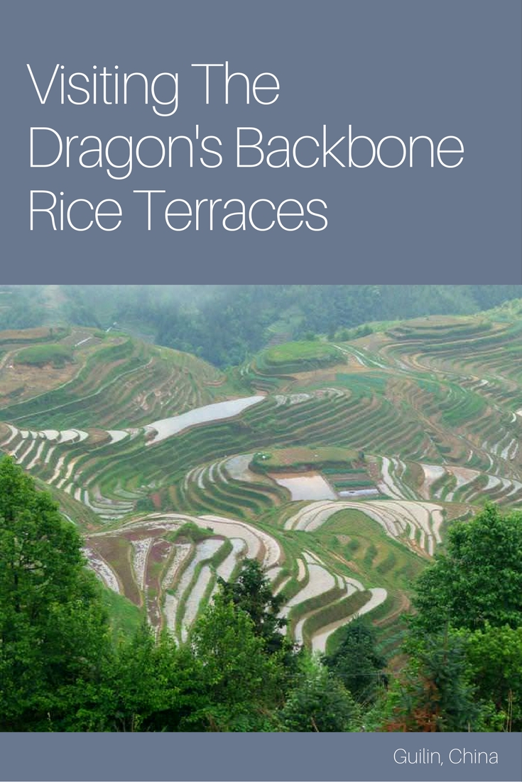 Guilin, China: Visiting The Dragon's Backbone Rice Terraces