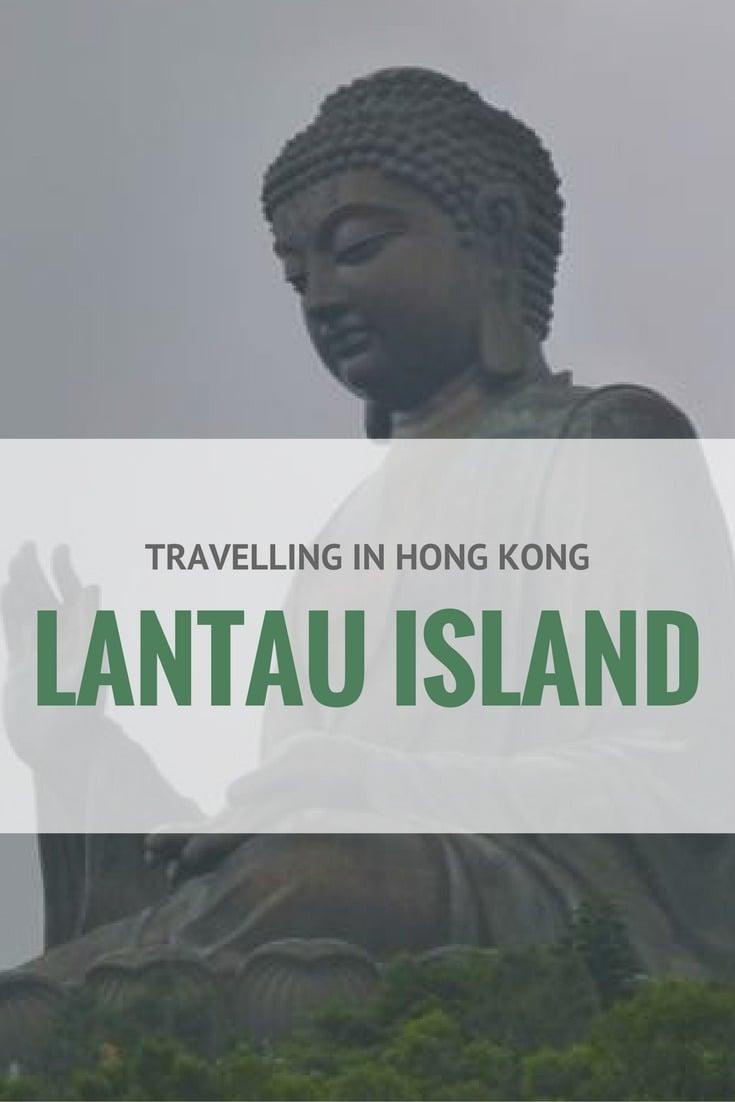 Travelling in Hong Kong: Lantau Island