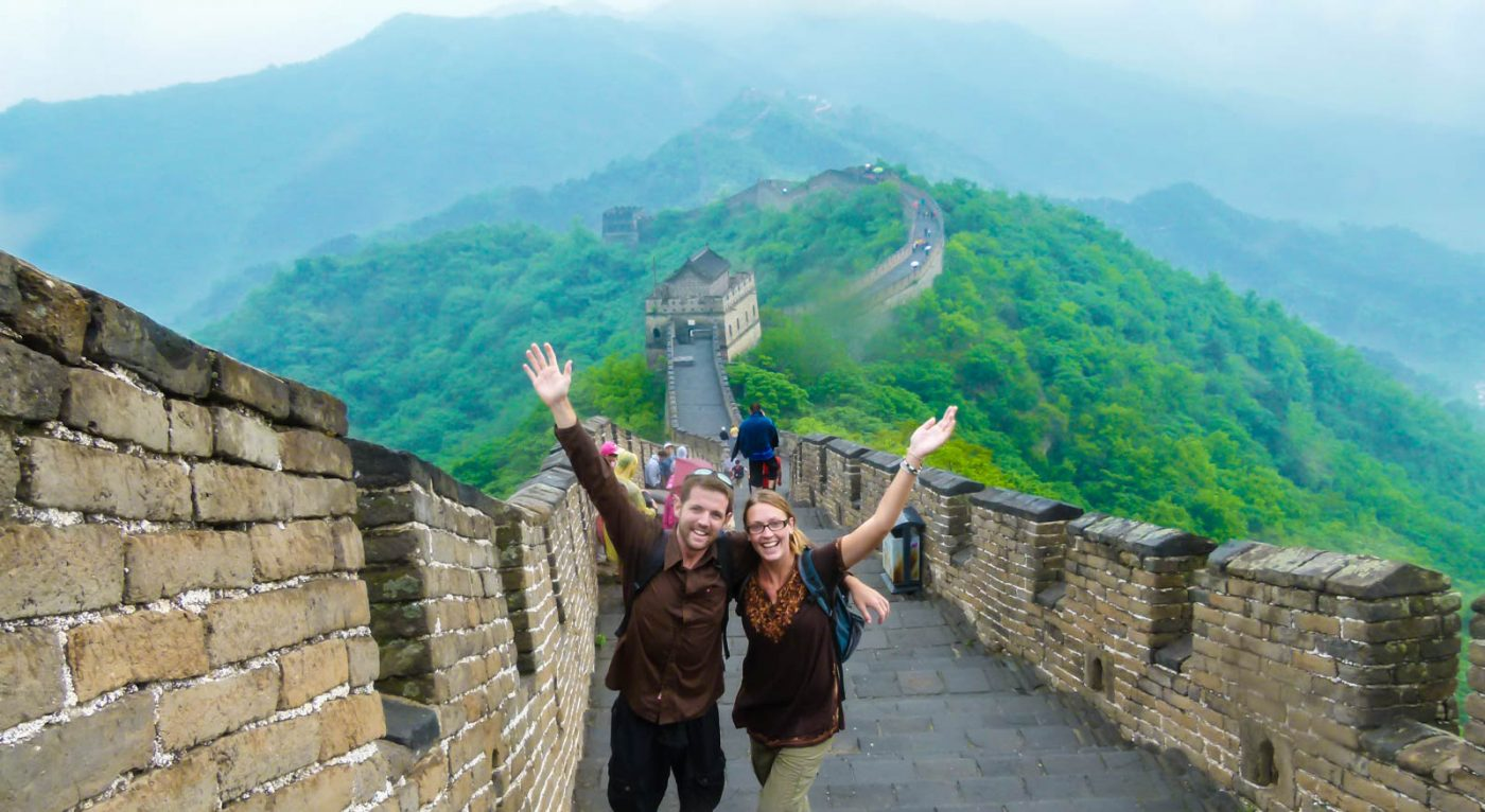 What Does Great Wall Of China Tattoo Symbolize: Beijing & The Great Wall Of China: A Budget Backpackers Guide