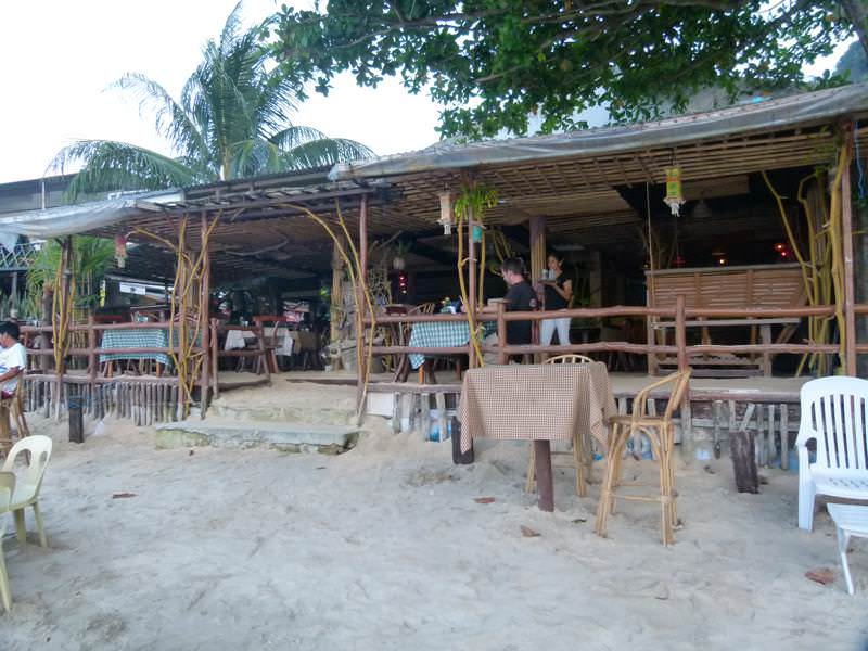 where to eat in el nido