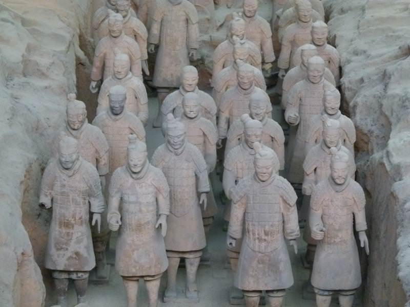 Xi An Amp The Terracotta Warriors For Budget Backpackers
