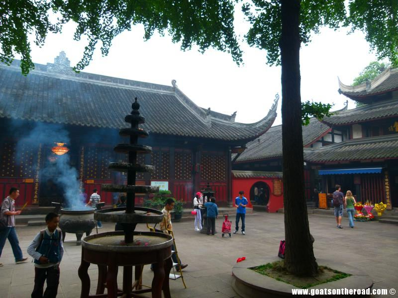 Chengdu for budget backpackers city tips and info