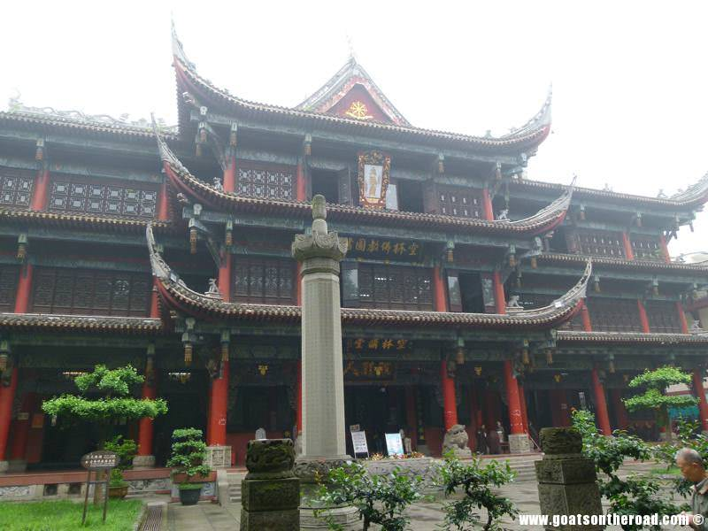 Chengdu for budget backpackers, city tips and information
