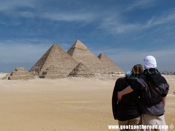 egypt for budget backpackers.