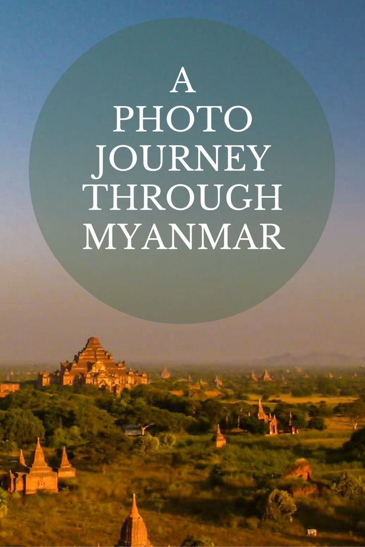 A Photo Journey Through Myanmar