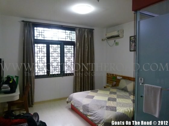 double room china hostel