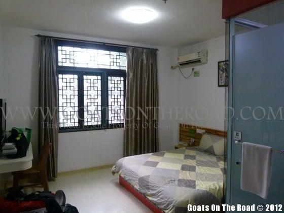 double room china hostel