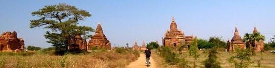 Bagan for budget backpackers