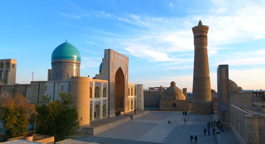 about us uzbekistan