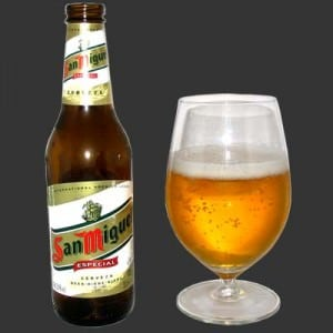 San Miguel Beer for budget backpackers in the Philippines