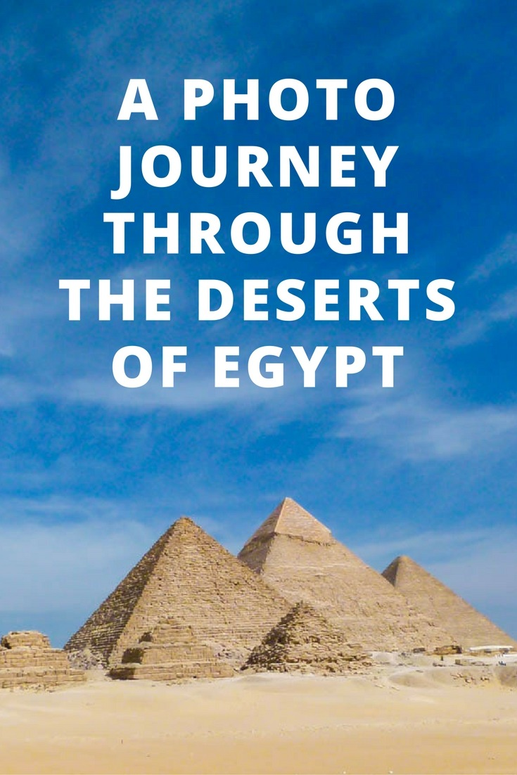 A Photo Journey Through The Deserts Of Egypt
