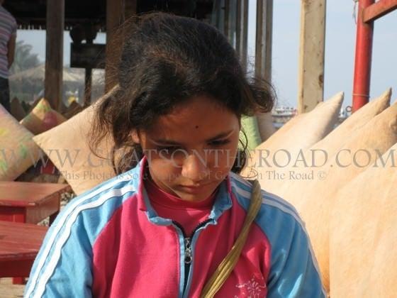 egypt girl
