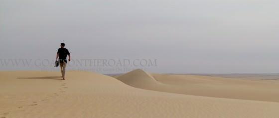 Solitude In The Great Sand Sea