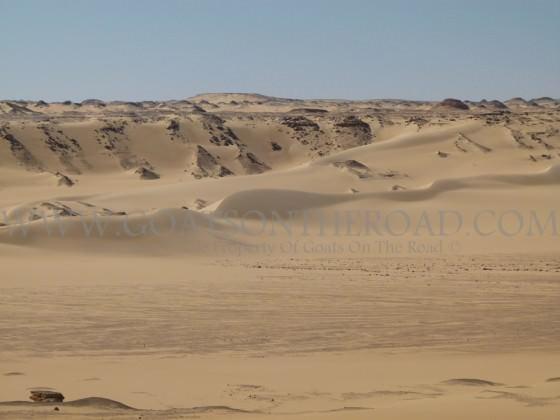 Black Desert Dunes