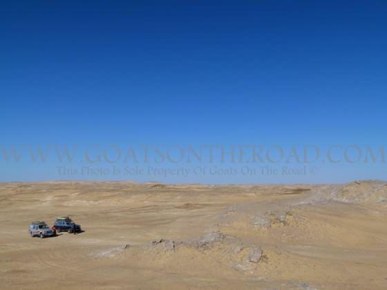 Pit Stop - The Black Desert
