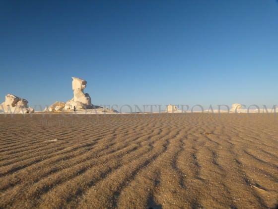 Ripples In Time - The White Desert