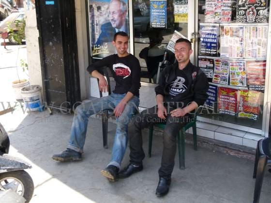 locals in lebanon