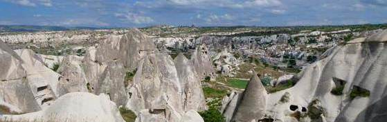 Cappadocia on a backpackers budget