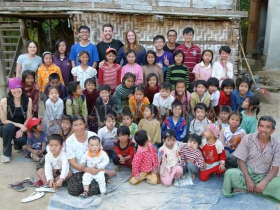 naloy village teach english