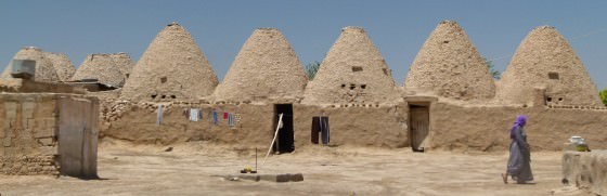 The Beehive Houses Of Harran Backpacking